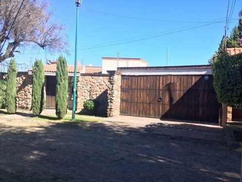 Casa De Una Planta En Venta En Residencial El Carmen, León, Gto