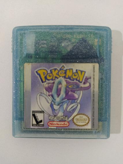 Pokemon Crystal Original