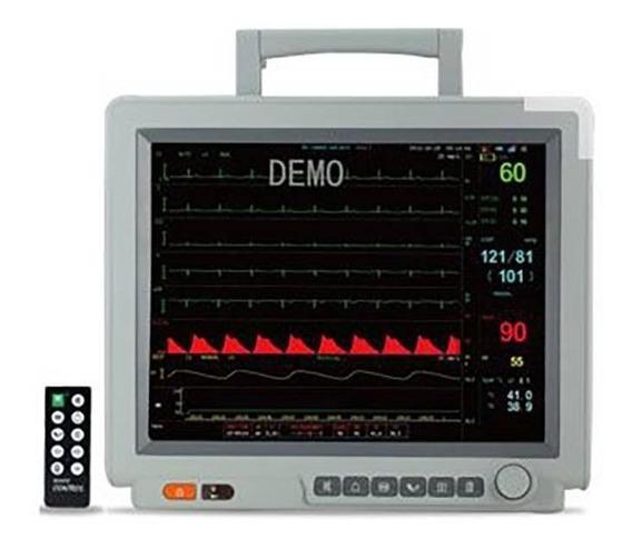 Monitor Multiparamétrico General Meditech G3l