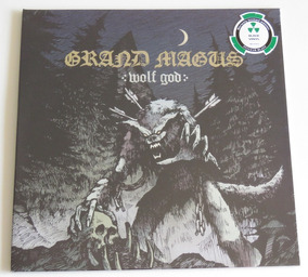 Grand Magus Wolf God Lp Sword Hunt Iron Will Wolfs Monument