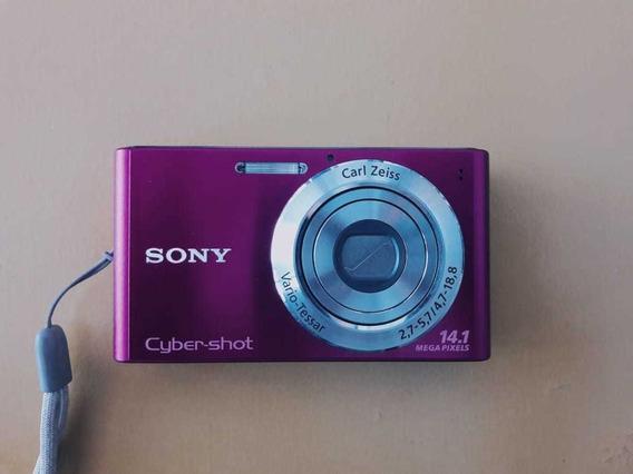 Câmera Cyber-shot Dsc-w320