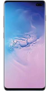 Samsung Galaxy S10+ 512gb Ceramic Black Seminovo Excelente