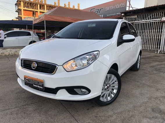 Fiat Grand Siena Essence 1.6 16v Flex Mec. 2017