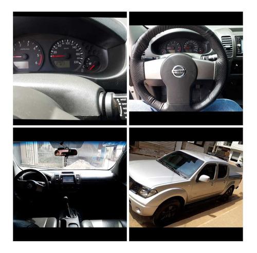 Imagem 1 de 4 de Nissan Frontier 2013 2.5 Xe Cab. Dupla 4x4 4p
