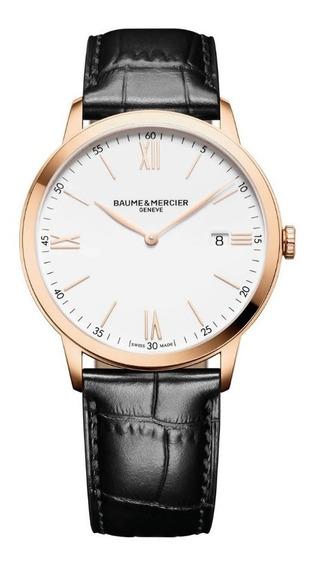 Reloj Baume & Mercier Classima Para Caballero 10441