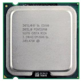 Me Ajuda! Pentium Dual Core E5800 3.20ghz Lga 775