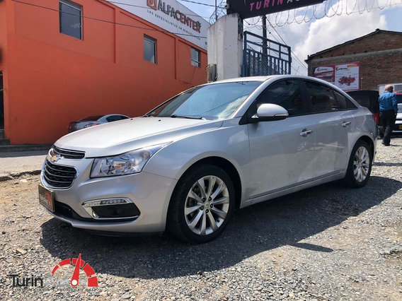 Chevrolet Cruze Platinum 1.8 At 2016