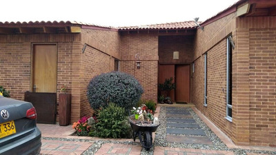 Venta Casa Lote En Conjunto Cerrado En Cajicá