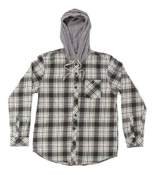 Camisa Billabong Jackson Shirt Boys 13176201 Cve