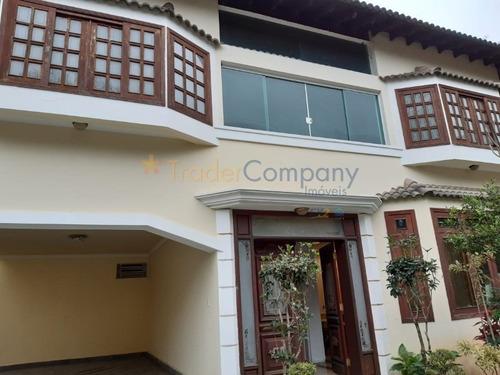 Alto De Pinheiros Sobrado Com 352,00m² Sendo 3 Dormitorios/2 Suites 4 Vagas R$ 1.850.000,00 - Sb00073