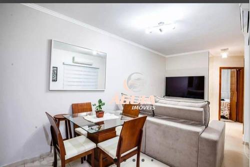Imagem 1 de 19 de Apartamento Com 2 Dormitórios À Venda, 44 M² Por R$ 305.000,00 - Vila Pinheirinho - Santo André/sp - Ap2904