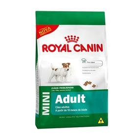 Ração Royal Canin Mini - Cães Adultos - 7,5kg