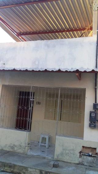 Casa 3 Comodo Banheiro Terraço Com Cobertura Galvanizada