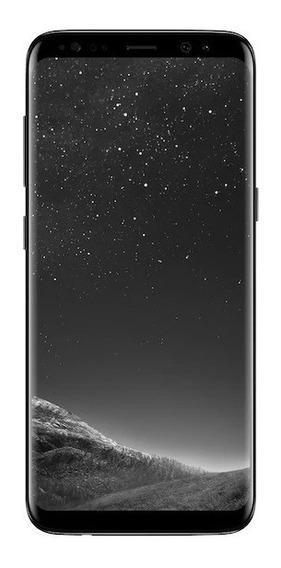 Samsung Galaxy S8 G950f Negro Libre De Fabrica 64gb + 4gbram