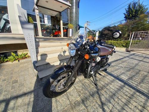 Imagem 1 de 8 de Triumph Bonneville T120 Black