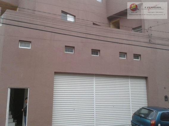 Salão Comercial Para Locação, Recreio Primavera, Itapecerica Da Serra. - Sl0008