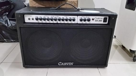 Amplificador Combo Carvin Sx200
