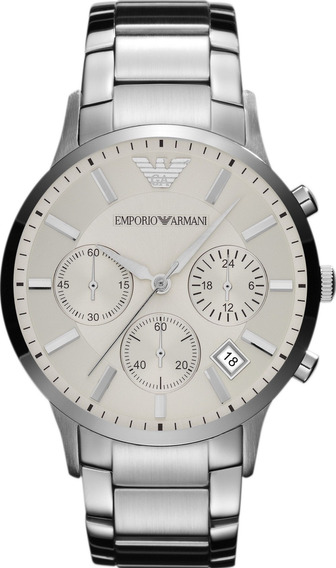 Reloj Original Caballero Marca Giorgio Armani Modelo Ar2458