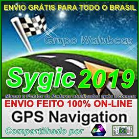 Gps Sygic V.18.0 Full = Programa Completo E Atualizado 2019