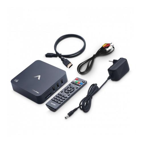 Receptor Smart Tv Box 4 K Aquário - Stv2000