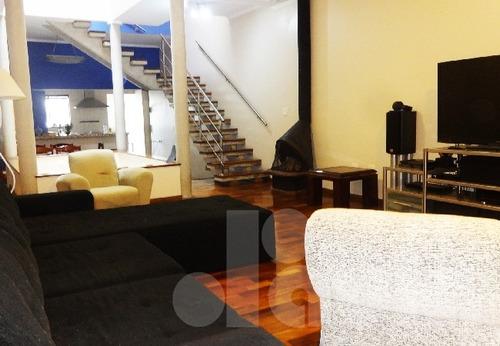 Vila Bastos Sobrado Com 261,62m² Arquitetura Moderna E Difer - 1033-9187