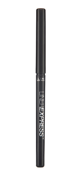 Delineador Retractil Maybelline Liner Express Black