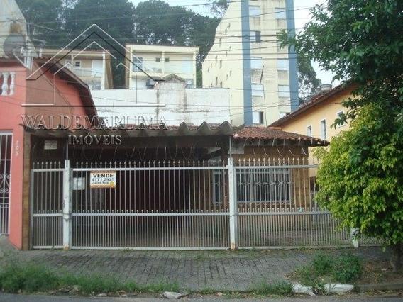 Terreno - Parque Monte Alegre - Ref: 6243 - V-6243