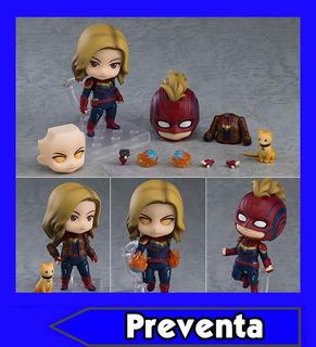 Captaina Marvel Hero Dx Nendoroid Avengers Endgame Preventa