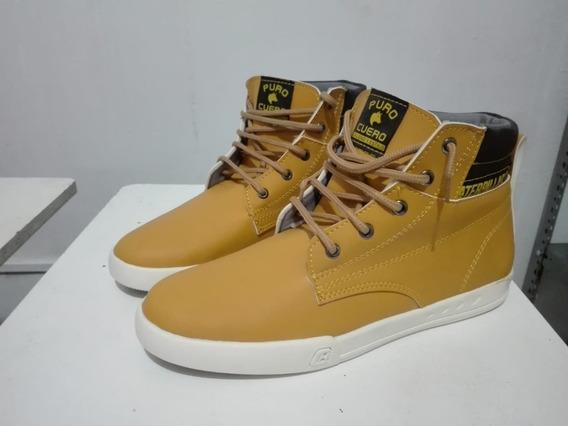Vendo Zapatos Casual Botín Color Negro Plomo Mostaza Amarilo