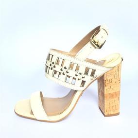 7230d3e838 Sandalia Morena Rosa Salto Grosso - Sapatos no Mercado Livre Brasil