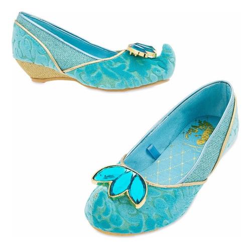 Zapatos De Jasmine Originales De Disney Americanos