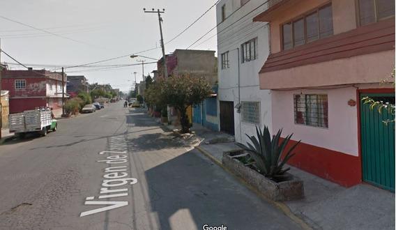 Casa De Remate En Virgencitas Nezahualcoyotl