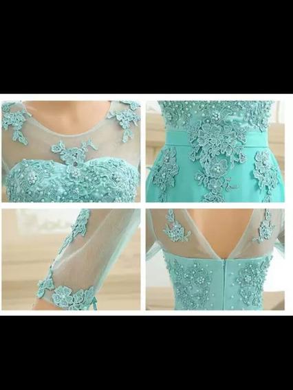 Vestido De Madrinha De Casamento E Formatura