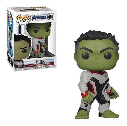 Funko Pop! Hulk #451 Marvel Avengers