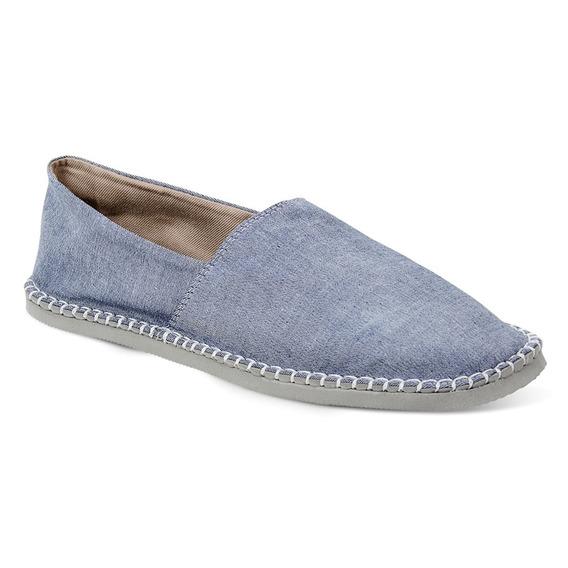 Alpargata Unissex Luma Ventura Jeans