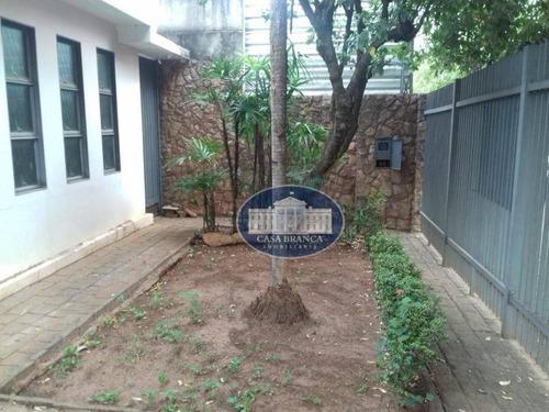 Imagem 1 de 16 de Casa Residencial À Venda, Saudade, Araçatuba. - Ca1040