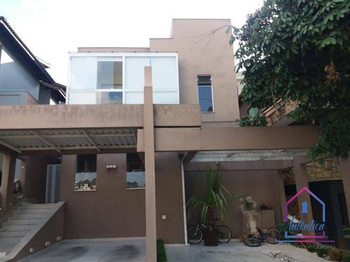 Imagem 1 de 30 de Casa Com 3 Dormitórios À Venda, 220 M² Por R$ 1.300.000,00 - Palm Hills - Cotia/sp - Ca1303