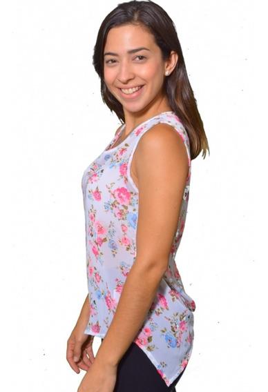 Blusa Transparente Cruzada Colores - Holly Fashion Crystal