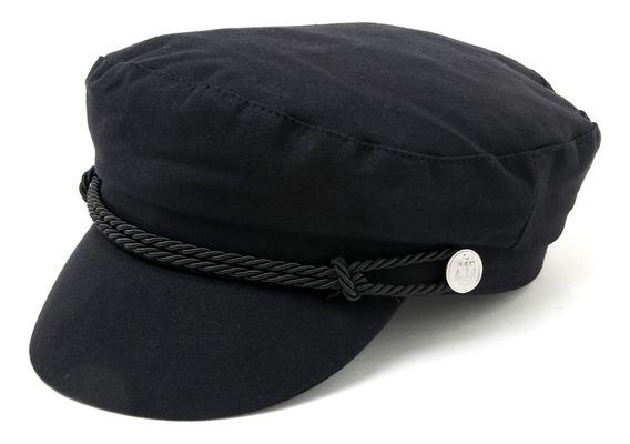 Boina Sombrero Mujer Capitán 100% Algodón