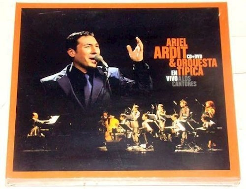 En Vivo (cd Dvd) - Ardit Ariel (cd)