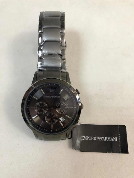 Relógio Emporio Armani Ar2454 Sem Caixa Com Garantia