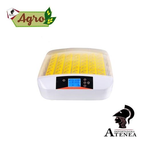 Imagen 1 de 1 de Incubadora De 56 Huevos Pollos Volteo Automático  Ovoscopio