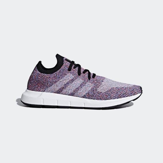 Zapatillas adidas Swift Run Primeknit Violeta Envíos Rápidos