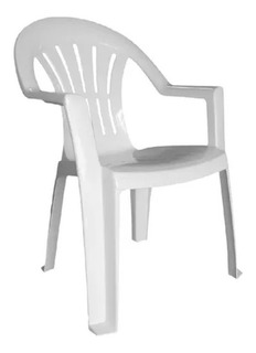 Sillon Silla Jardin Quality Lautaro Plastico Reforzada 40708