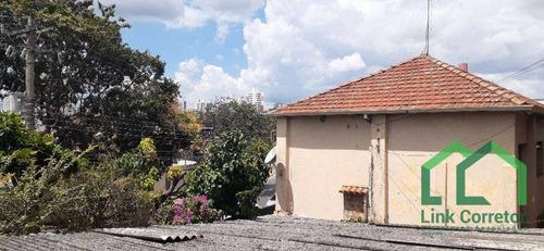 Imagem 1 de 10 de Terreno À Venda, 460 M² Por R$ 2.000.000,00 - Vila Nova - Campinas/sp - Te0121