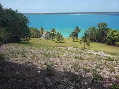 Terreno En Laguna Bacalar (5,000 M2)