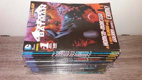 Hqs A Sombra Do Batman - Editora Panini - Os Novos 52