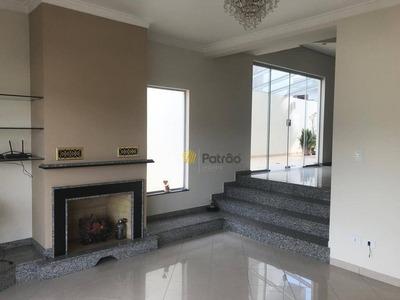 Casa Com 4 Dormitórios Para Alugar, 560 M² Por R$ 7.500/mês - Swiss Park - São Bernardo Do Campo/sp - Ca0293