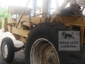 Carregadeira De Cana Santal E Trator Cbt Modelo 1090 - 1990