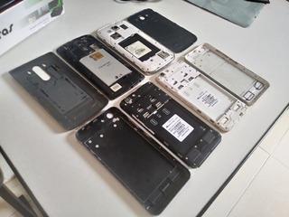 Lote Celular Tablets Conserto Ou Aproveitar Peças Excelente
